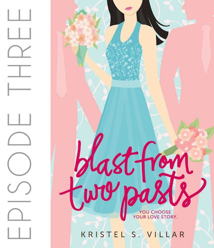 Blasts from Two Pasts by Kristel S. Villar