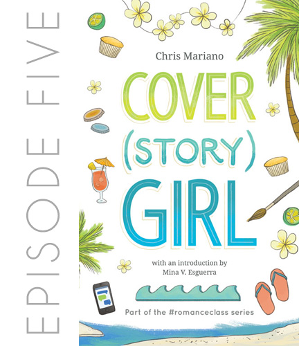 Cover (Story) Girl by Chris Mariano