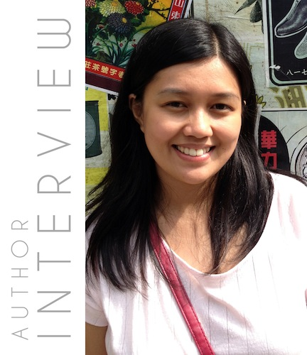 Author Interview 03: Kristel S. Villar
