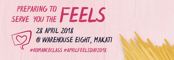 April Feels Day 2018