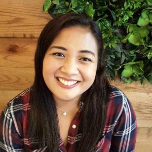 Ana Tejano - Author of KEEP THE FAITH