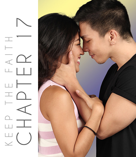Keep the Faith - #RomanceClass Podcast Season Three - Chapter 17
