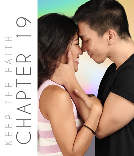 Keep the Faith - #RomanceClass Podcast Season Three - Chapter 19