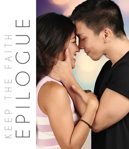 Keep the Faith - #RomanceClass Podcast Season Three - EPILOGUE