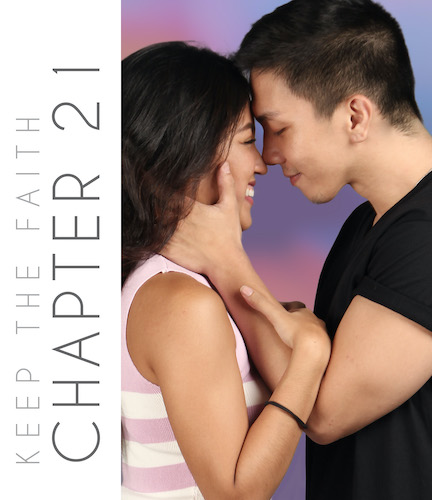 Keep the Faith - #RomanceClass Podcast Season Three - Chapter 21