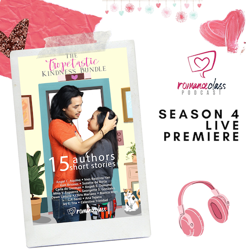 #RomanceClass Podcast season 4: The Tropetastic Kindness Bundle